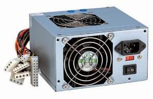 Sistem Power Supply pada Komputer
