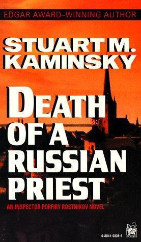 STUART KAMINSKY Lot of 8 Mystery Books *Toby Peters, Inspector Porfiry Rostniko*