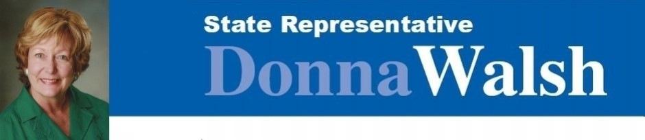 Rhode Island Representative Donna Walsh