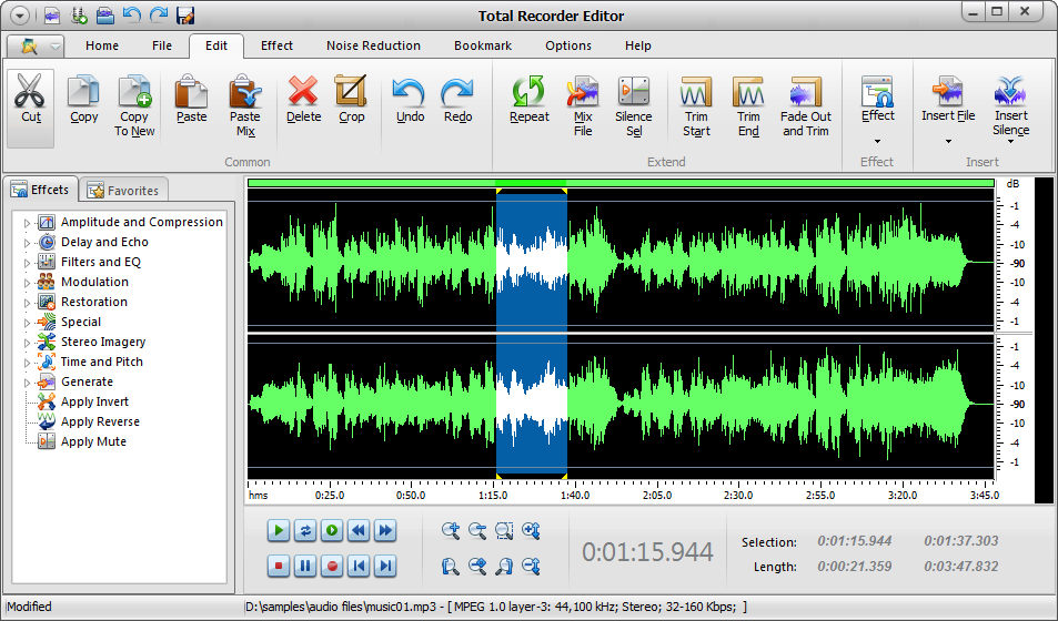 Total Recorder Editor 13.0.1 With Serial Full Free Download