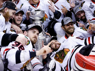Chicago Blackhawks,Stanley Cup title