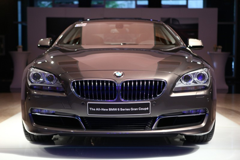 bmw philippines unveils 6 series gran coupe philippine car news car reviews automotive. Black Bedroom Furniture Sets. Home Design Ideas
