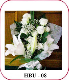 bunga hand buket