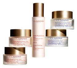 Clarins adds to Extra-Firming collection in March