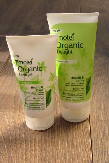 Timotei Organic Delight - uwaga!