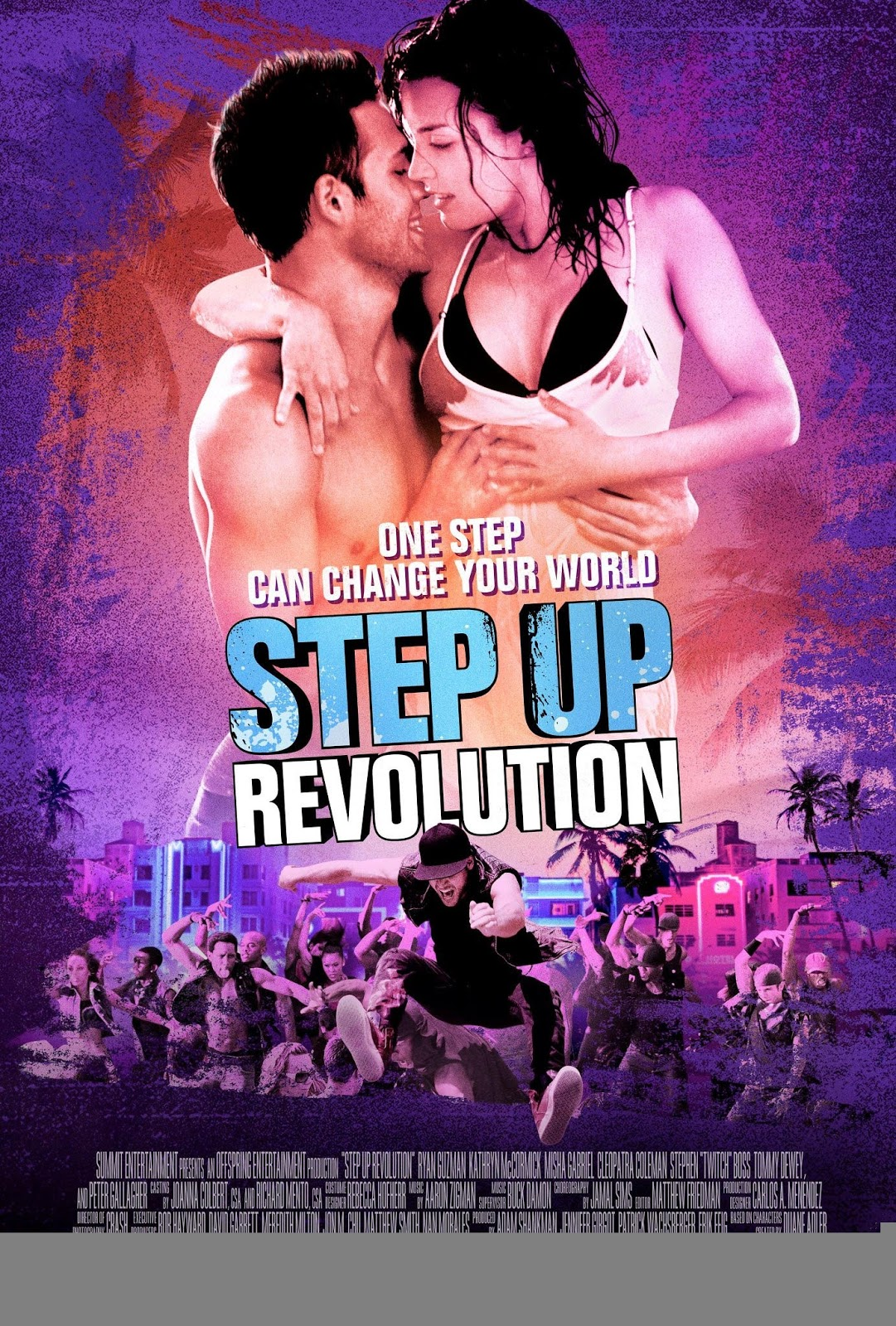 Step Up 4: Revolution (2012) Película online - Latino