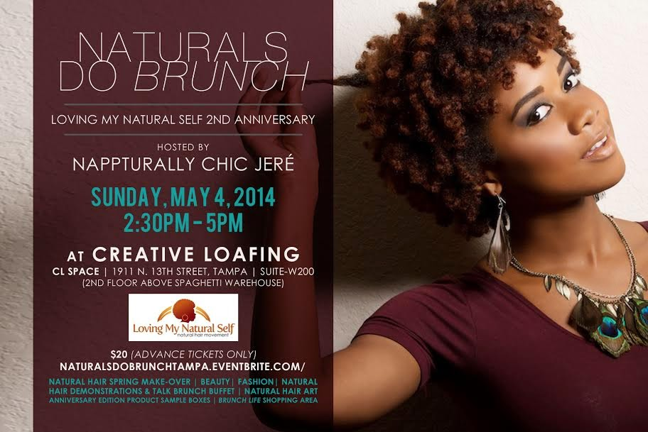 Naturals Do Brunch 5/4/14