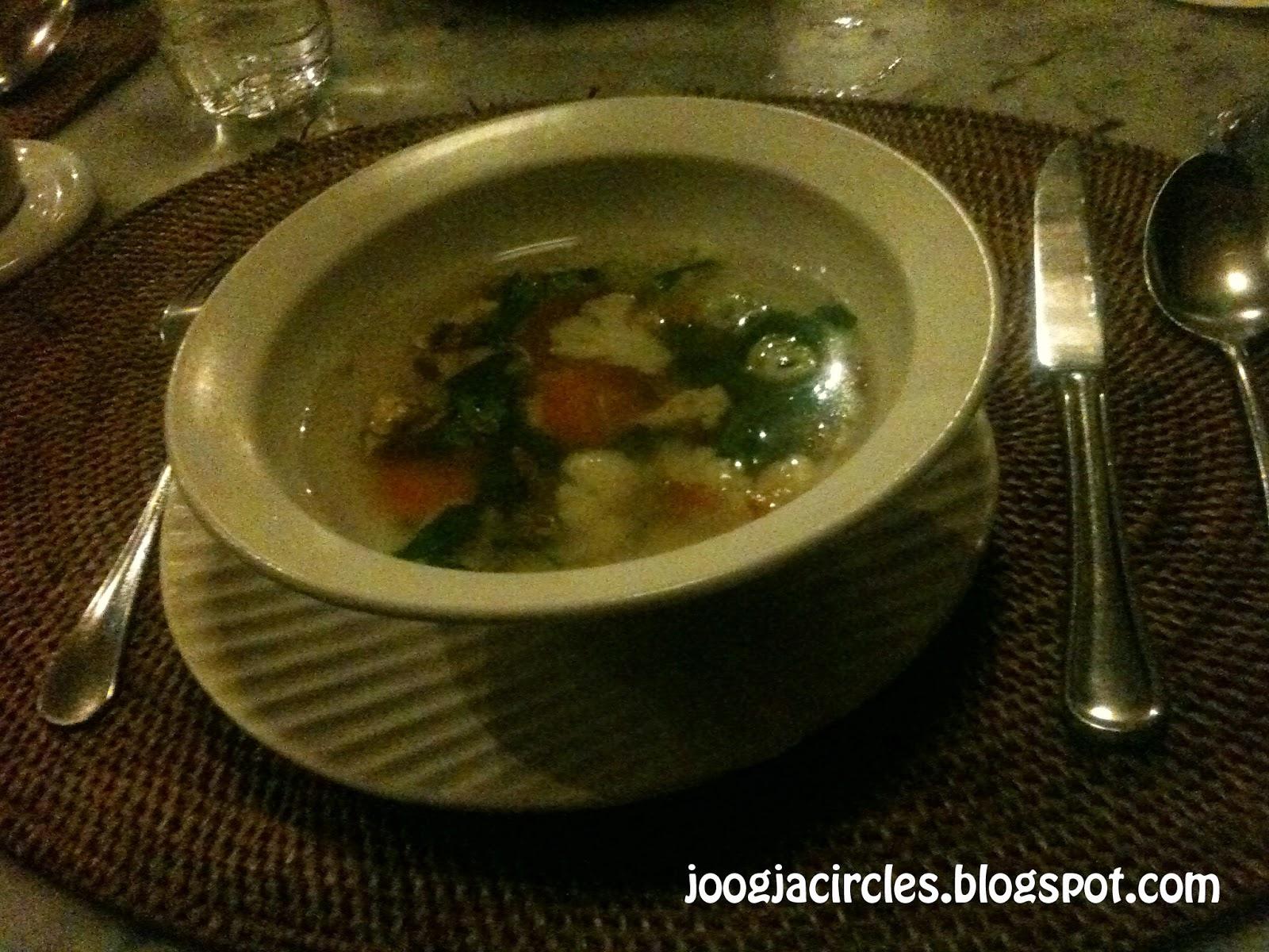 Mencicipi Sajian Kuliner Gadjah Wong Garden Resto | Joogja Circles