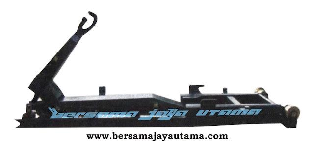 Hydraulic Truck Arm Roll