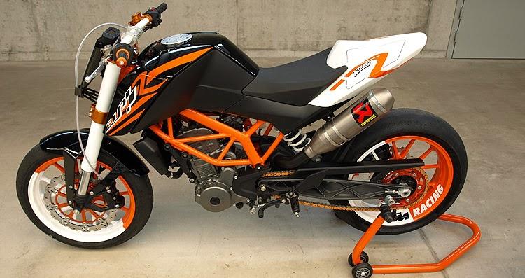 KTM 125 New Stunt Sports Motorcycels