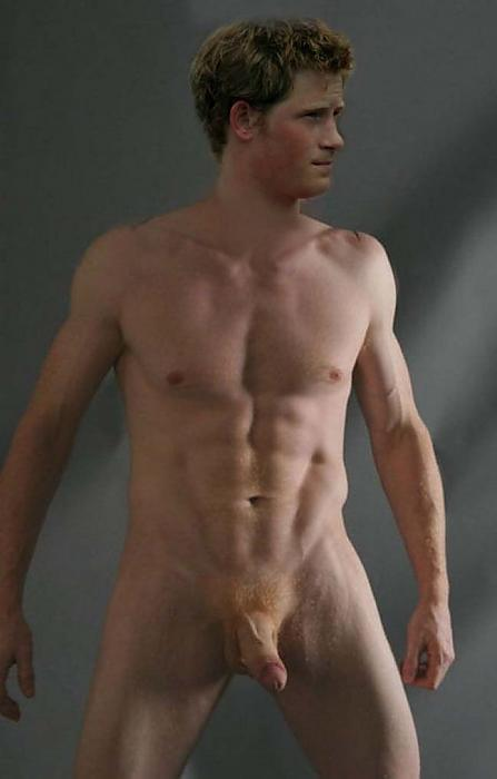 Nude prince photos william