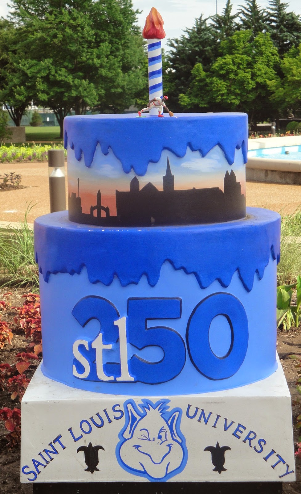 St Louis 250 Years 250 Cakes Here We Go 91 Saint Louis
