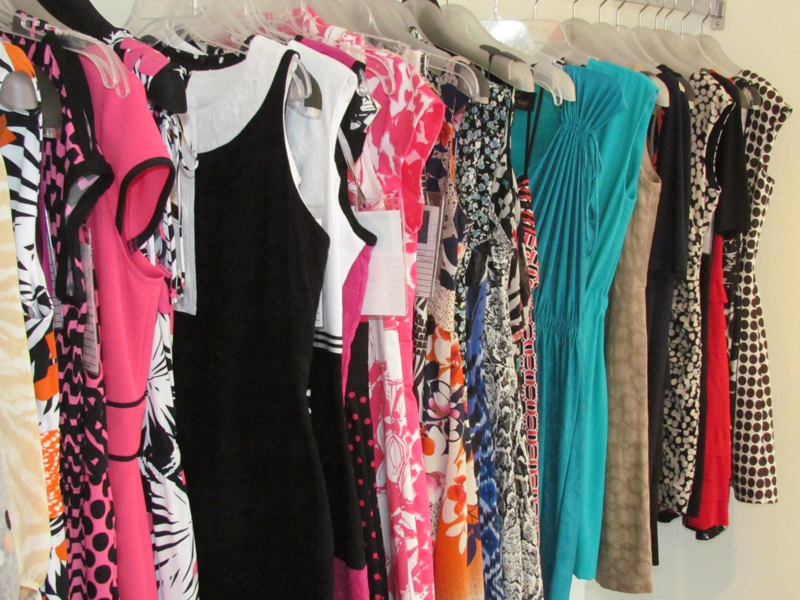 Taylor Dress: My Showroom Visit - Fashion Steele NYC Fashion ...