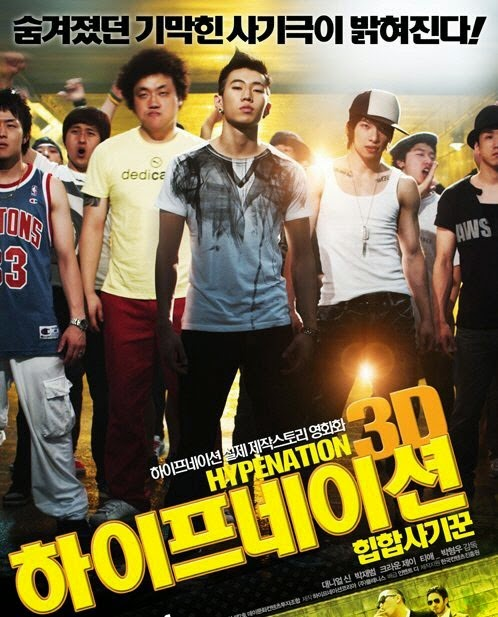 Hype Nation (2014) 720p WEBRip 500MB