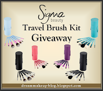Sigma Beauty Travel Brush Kit Giveaway!!! *Opens Internationally*