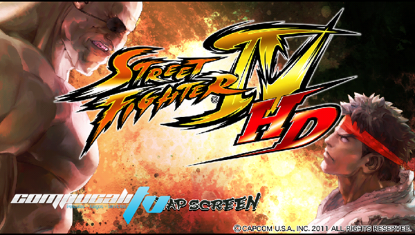 Street Fighter IV HD Android apk