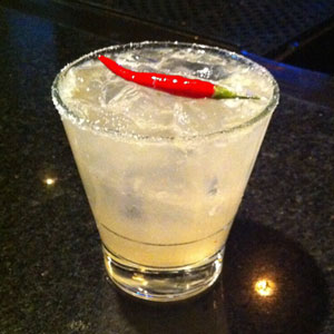 Spicy Margarita Recipe