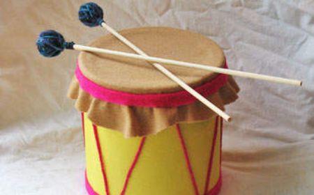 Как это сделано барабан