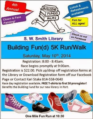 5-10 Building Fun(d) 5K Run/Walk