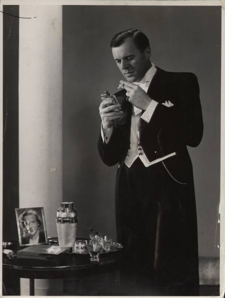 1930s Man Glam #30s #menswear #1930s #mens #fashion