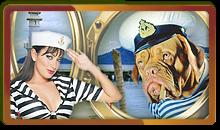 """весенняя моряцкая песня: """"Как живёте, тётя мотя, расписной кораблик мой?!"""""""