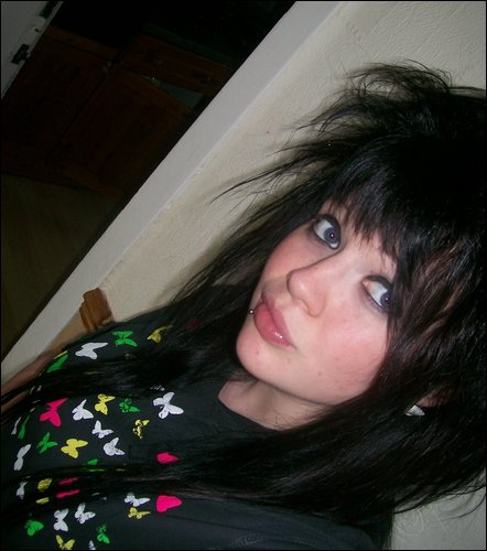 New Emo Hairstyle 2011