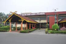 Ramzi' Sultan Syarif Kasim Air Port