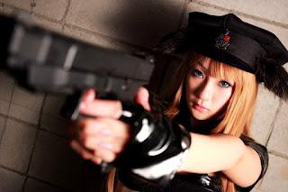 Animal Juliet Police Dog cosplay by Koyuki 3