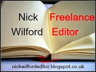 Nick WIlford editorial service