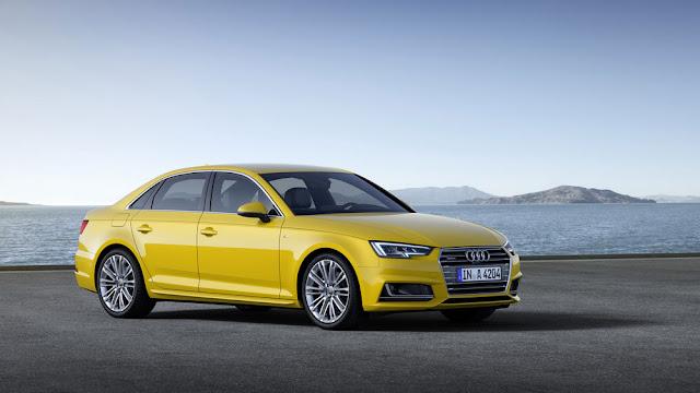 2017 Audi A4 Diesel