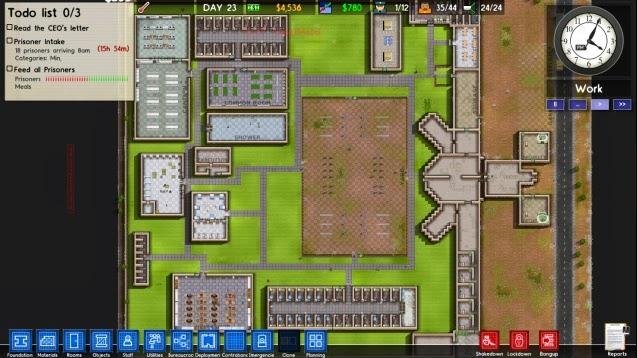 скачать карту для Prison Architect - фото 4