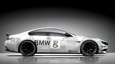 BMW SECA 5 Wallpapers - Cars Modification