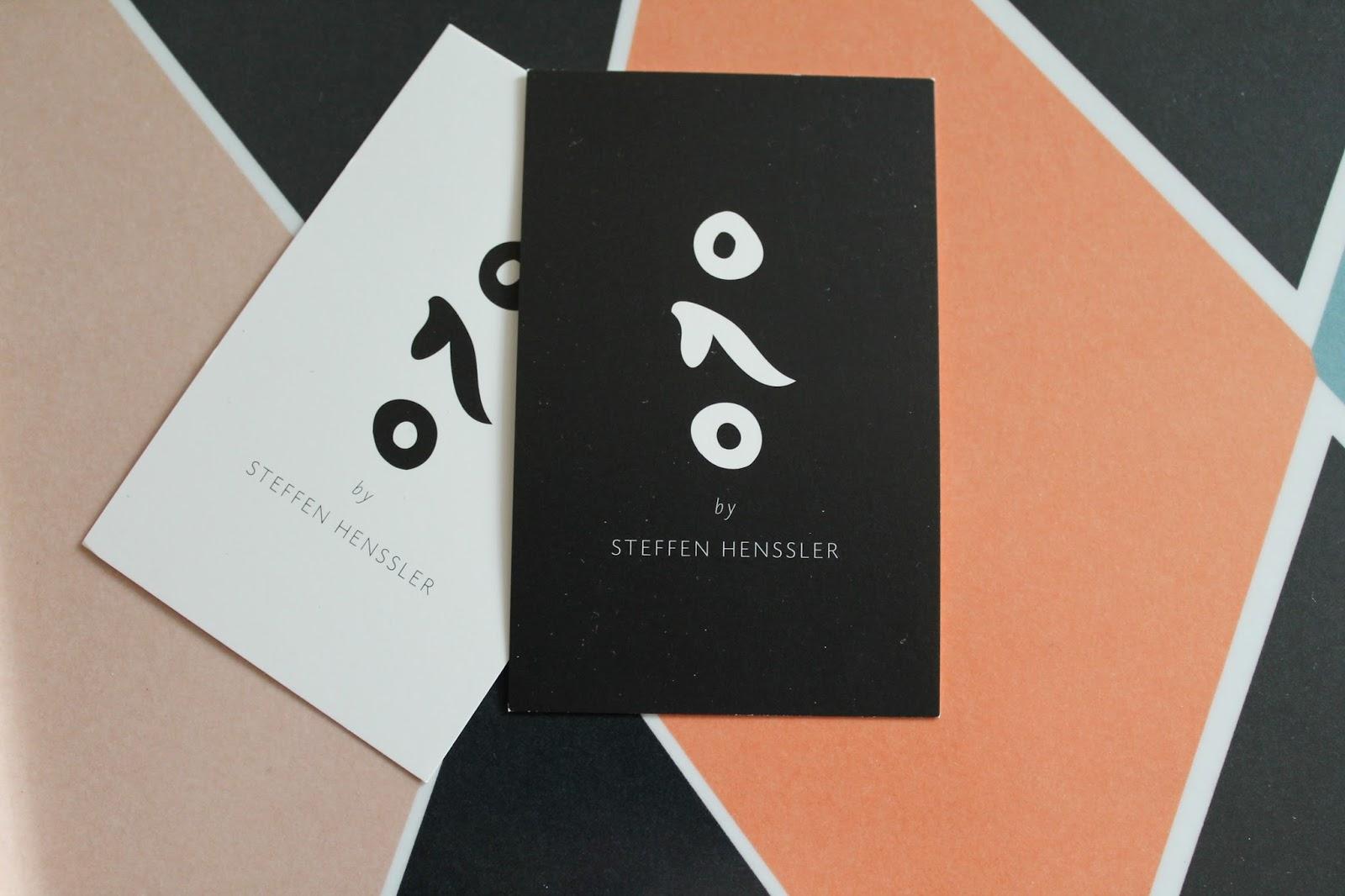 ONO by Steffen Hennsler