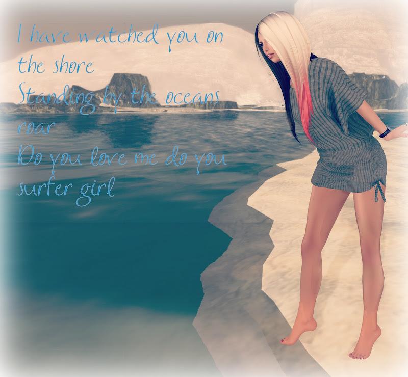 Surfer Girl title=