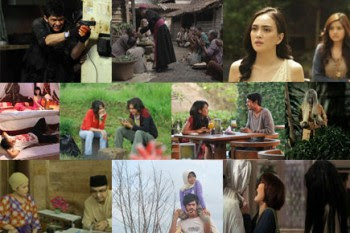 Film Indonesia Paling Laku 2012