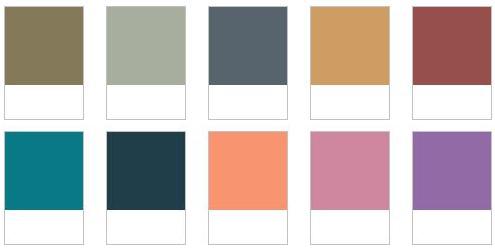 Colores Otoño 2015