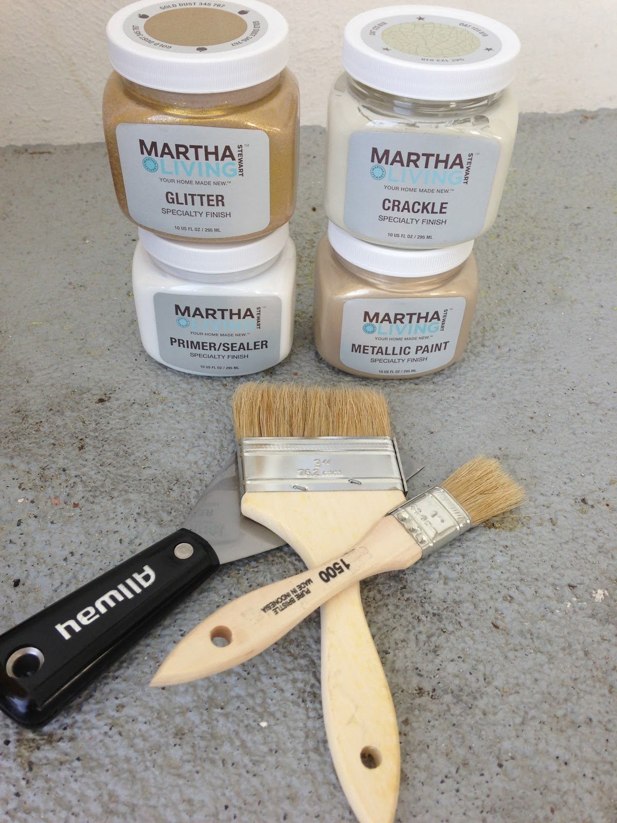 Martha stewart paint home
