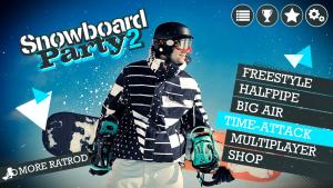 Snowboard Party 2 MOD APK+DATA 1.0.1