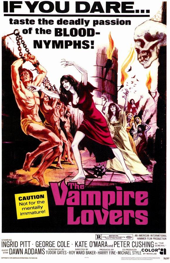 sexy vampire poster - photo #47