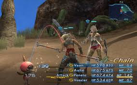Free Download Games Final Fantasy XII ps2 ISO Untuk Komputer Full Version Gratis Unduh Dijamin Work ZGAS-PC