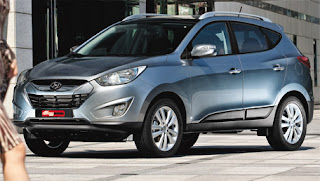 Carros de luxo: Ix35
