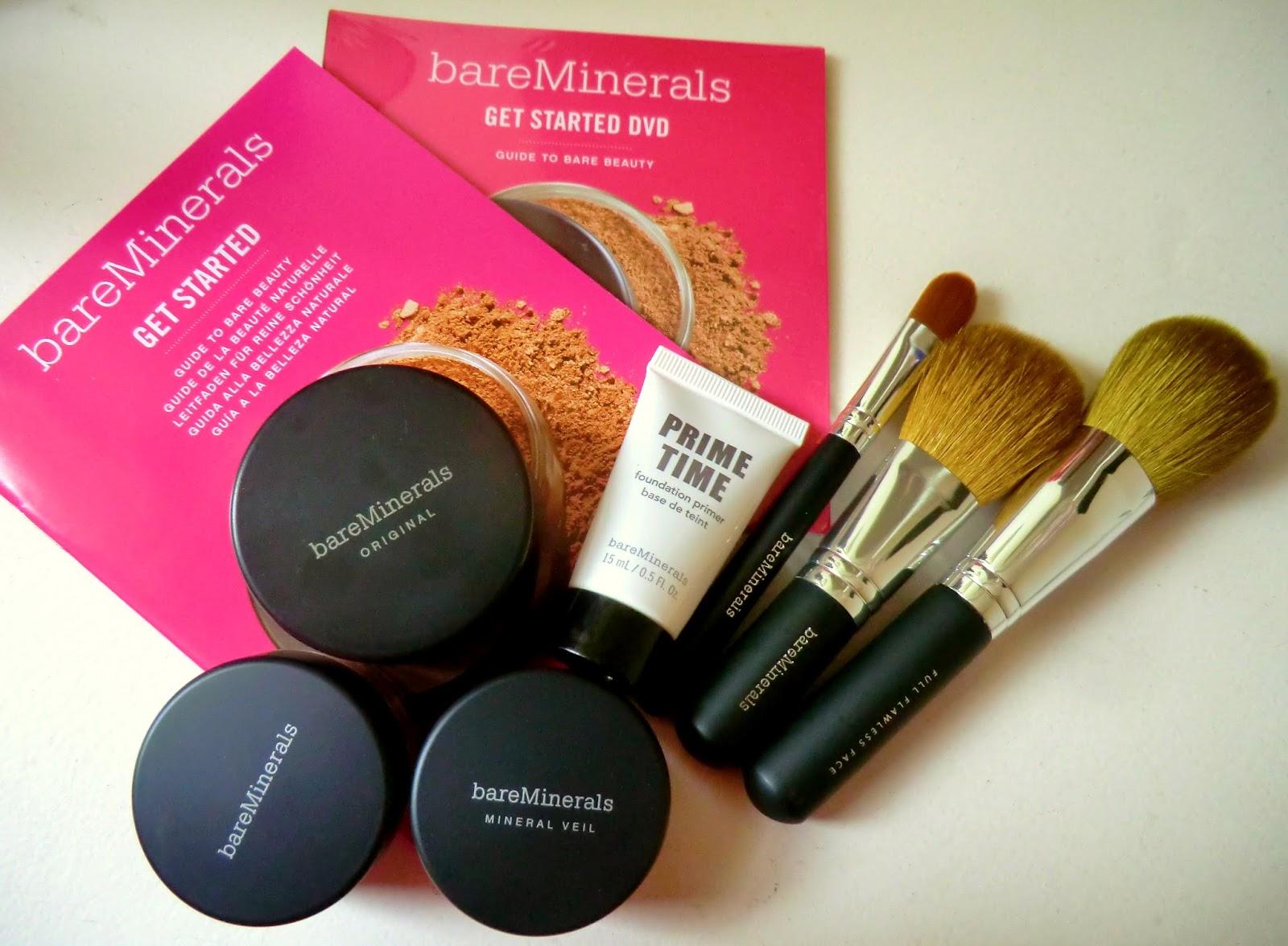 bare minerals kit
