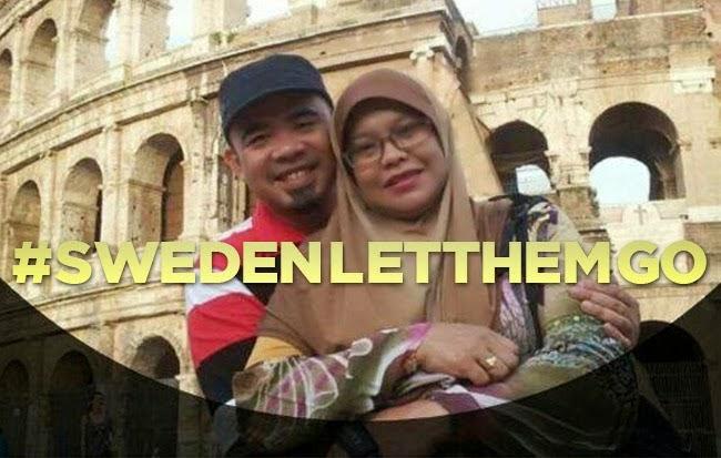 Pasangan Malaysia Sweden Akhirnya Dipenjara Mendera Anak