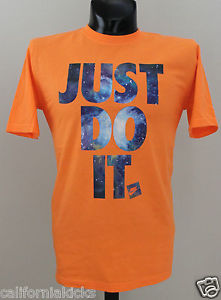 Nike Just DO IT Galaxy Shirt Tshirt Brand NEW With Tags EBay