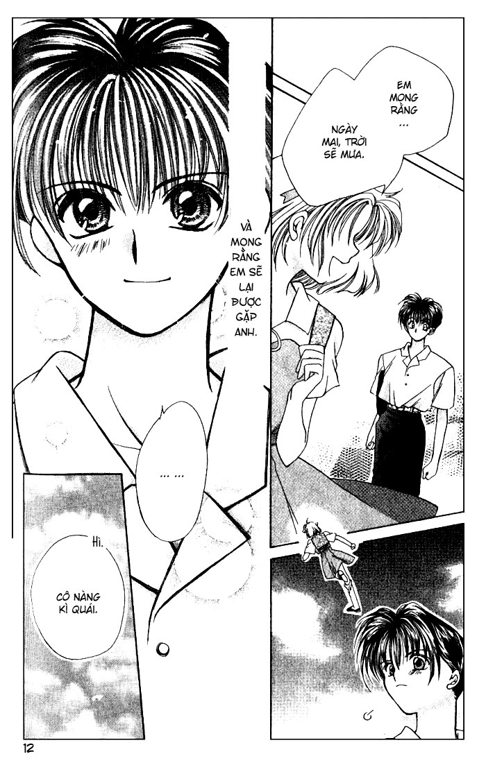 Ame no gogo wa Romance no Heroine chap 1 - Trang 13