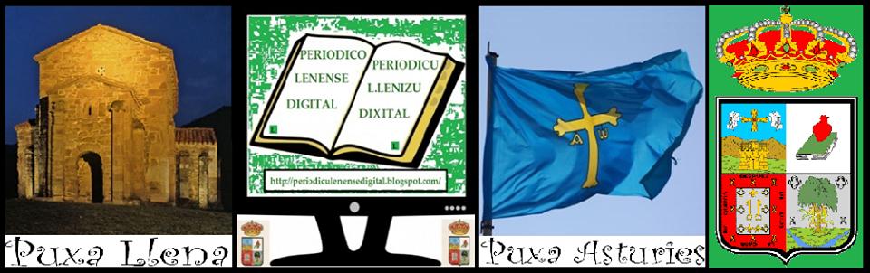 periodico lenense digital (periodicu l.lenizu dixital)