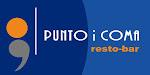 PUNTO I COMA RESTO-BAR. Auspiciador del Matador Juan Carlos Cubas