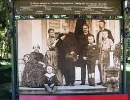 Pedro II de Brasil museo imperial de Petropolis residencia palacio