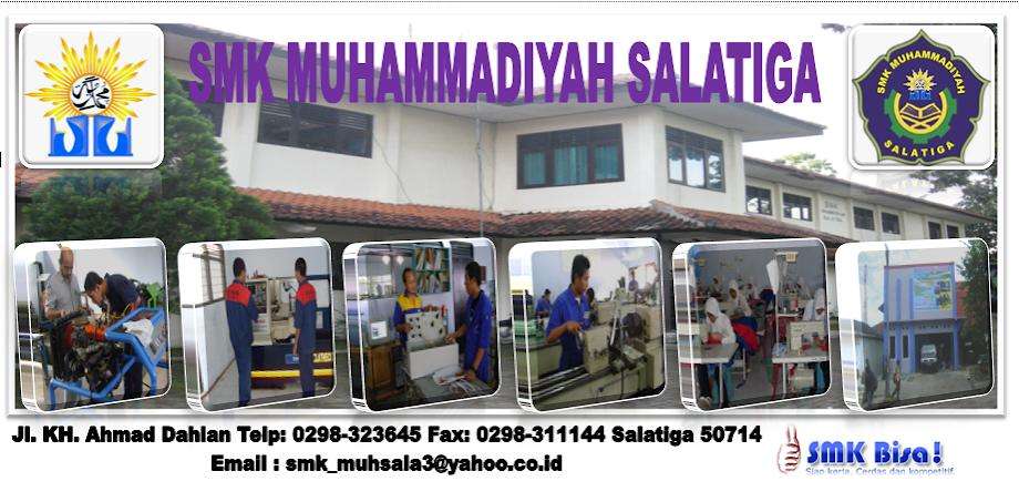 SMK MUHAMMADIYAH SALATIGA