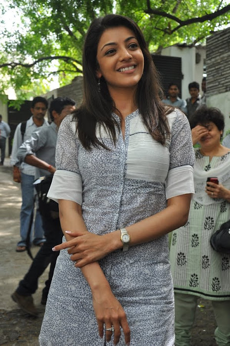kajal agarwal at dhada pressmeet, kajal new